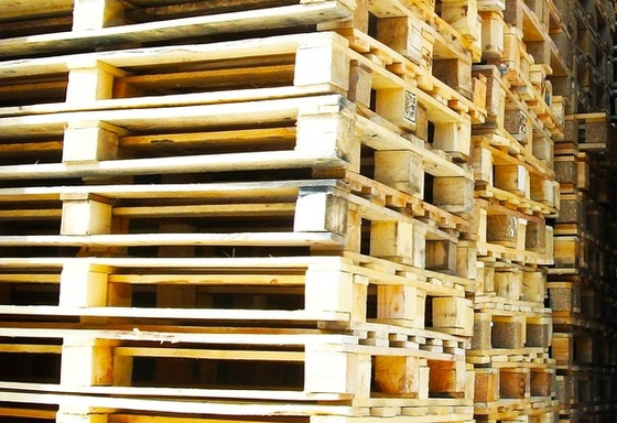 Used Pallets 80x120