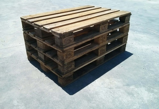 Europallets C type